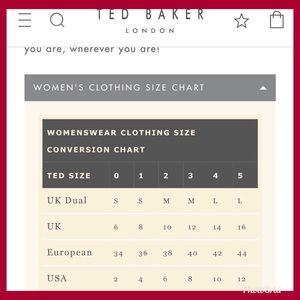 Ted Baker London Tops - Ted Baker Top